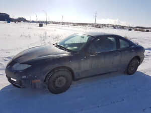 2005 Pontiac Sunfire Coupe (2 door) - 2 sets of tires Included