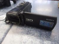 Camera Full HD de marque Sony, model HDR-TD30V, en bon état!!