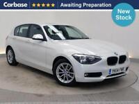 2014 BMW 1 SERIES 116d EfficientDynamics 5dr