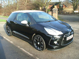 CITROEN DS3 1.6e-HDi AIRDREAM DSTYLE PLUS FREE ROAD TAX STUNNING