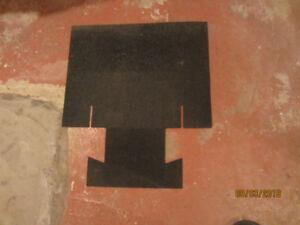 3 bundles of black Asphalt Shingles High Wind NEW