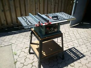 Delta 10 table saw, excellent condition
