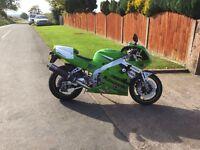 2000 Kawasaki zxr 400
