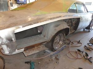 DO YOU NEED BODY PANELS WELDED IN?