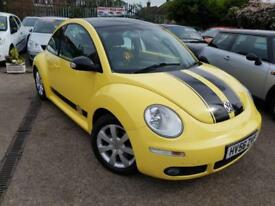 2006 VOLKSWAGEN BEETLE 2.0 PETROL *AUTOMATIC*LOW MILEAGE*GREAT CONDITION*