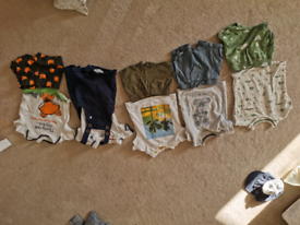 Boys 3-6 summer outfits