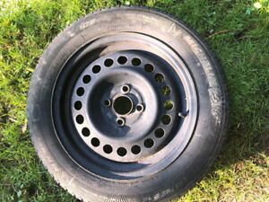 Snow tires - for sale - Honda Fit