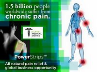 ALL NATURAL PAIN PATCH! DRUG FREE!!
