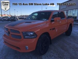 2017 RAM 1500 IGNITION ORANGE SPECIAL EDITION!!!