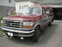1995 Ford F-250 Camionnette