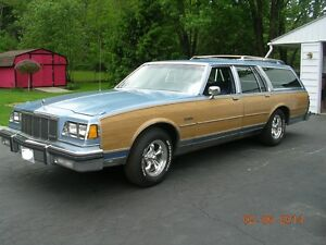 1989 Buick Electra Wagon: Trades Considered