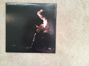 Bob Dylan Down in the Groove 33 1/3 RPM vinyl LP