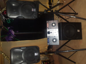 Dj / Pa  system for sale