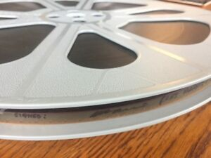ESCAPE FROM IRAN:THE INSIDE STORY 16mm sound print