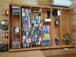 Large book case solid pine