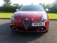 Alfa Romeo Giulietta 2.0 JTDm-2 140 bhp Veloce red 2011 * 6 month warranty*