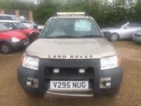 1999 Land Rover Freelander 2.0 2000MY XEdi diesel