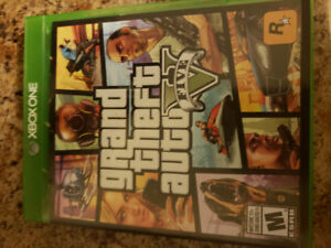 GTA5 for the Xbox one