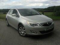 2010 Vauxhall Astra 1.6 EXCLUSIV 5d 113 BHP Hatchback Petrol Manual