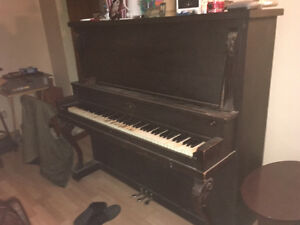 Amherst piano
