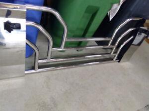 Panneau talegate imatech chrome pour fiftwheel