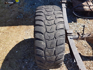 315/70R17 (35x12.5) for SPARES