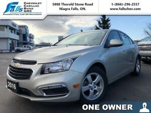 2016 Chevrolet Cruze Limited 2LT  2LT,LEATHER,SUNROOF,REARCAM,RE