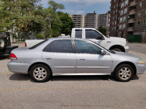 Honda accord 2002 limited