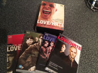Love / Hate box set (series 1-4)