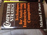 Various Business and Strategy books