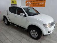2013,Mitsubishi L200 2.5DI-D 4WD Trojan***BUY FOR ONLY £60 PER WEEK***