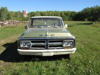 1970 GMC Survivor Pick-up