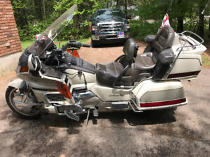 1990 Goldwing 1500 SE Motorcycle