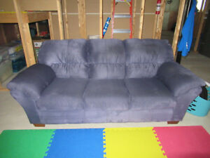 2 Navy Couches