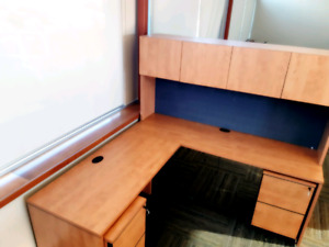 Industrial Office Desk *Delivery Available