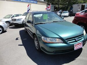 2002 Honda Other SE Sedan E-TESTED & CERT