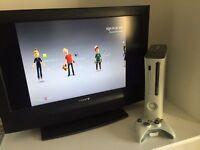 Xbox 360 £65 13 games