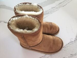Girls size 13 UGGS boots