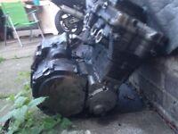 Mk1 Suzuki Bandit 600cc engine and other bits