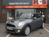 Excellent Mini Cooper S - 1 YEAR WARRANTY, MOT & AA COVER INCLUDED