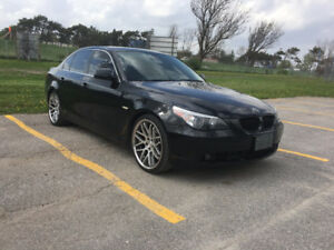 Great Looking and FAST 2004 BMW 5-Series 545i Sedan for Sale