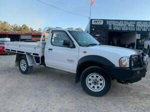 *** 2006 NISSAN NAVARA *** TURBO DIESEL *** WITH REGO & RWC *** Slacks Creek Logan Area Preview