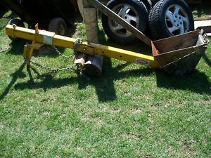 tractor loader bucket mount backhoe