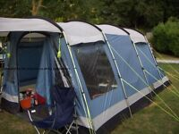 Outwell Indiana 4 berth frame tent