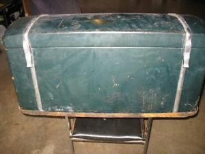Vintage Automotive Trunk