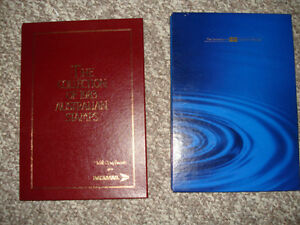 Australian Stamp Yearbooks 1983 &1997- Complete! Mint shape! Peterborough Peterborough Area image 1