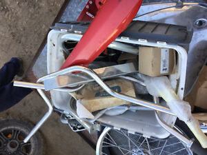 Various Victory and Vegas Jackpot Motorcycle Parts
