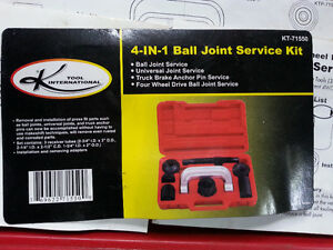 4 in 1 Ball Joint Service Kit