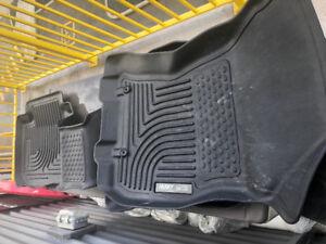 Subaru Legacy Husky Mats almost brand new condition-$180