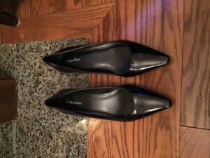 Calvin Klein Women's Size 8 Patten Shoes